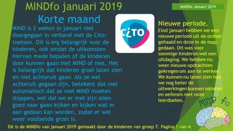 MINDfo januari 2019 groep 7 1